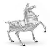 国银通宝 S999足银收藏摆件-战马