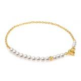 S925银天然淡水珍珠手饰
