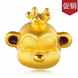 TROii 足金珐琅珠隔-猴