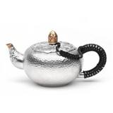 典顺通宝 S990纯银茶具